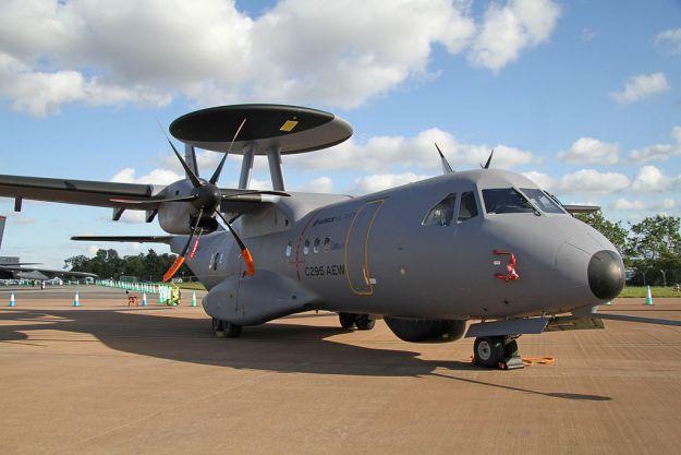 C-295 Medium-Range Transport Aircraft