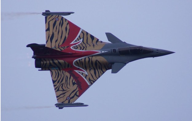 Dassault Rafale Multirole Fighter Aircraft