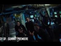 Gerard Butler of Hunter Killer Meets Real U.S. Navy Submariners