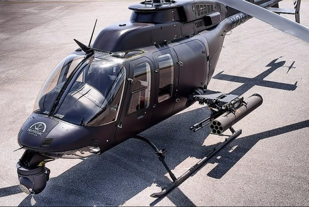 NorthStar Aviation 407MRH Multi-Role Helicopter