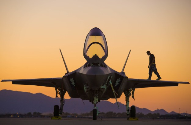 New initiative aims to fix recurring problems -in F-35's Alis
