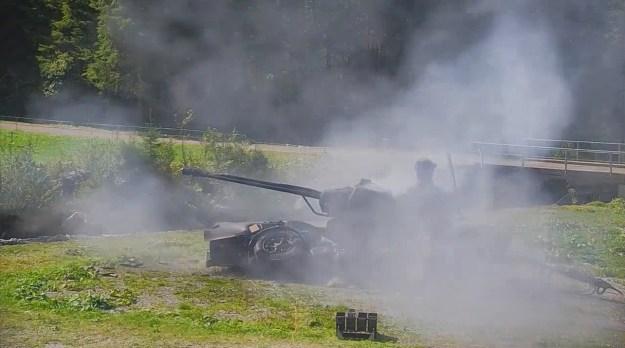 Rheinmetall GDF009 EO
