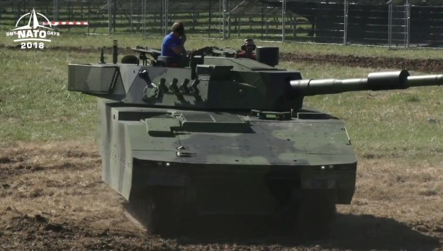 ASCOD Medium Main Battle Tank (MMBT)