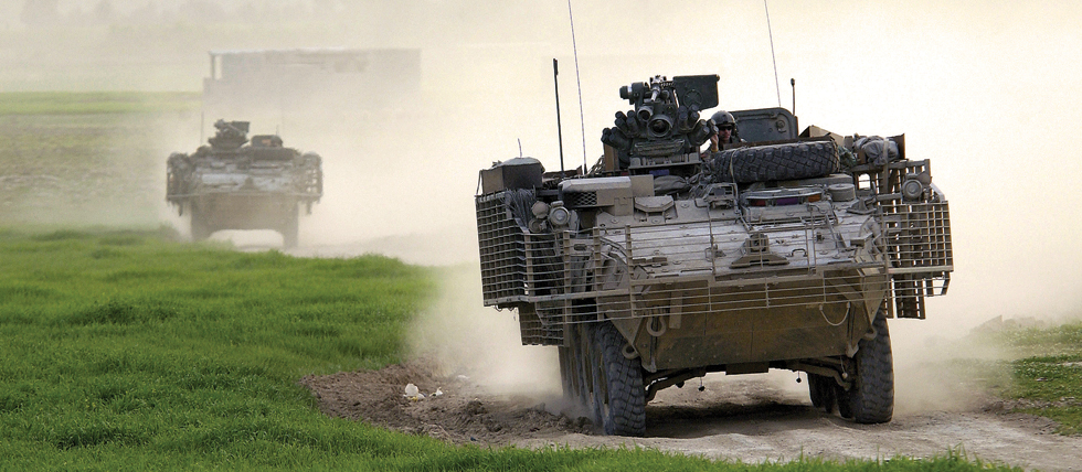 General Dynamics Land Systems Stryker Family