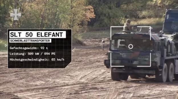 German Army - SLT 50 Elefant