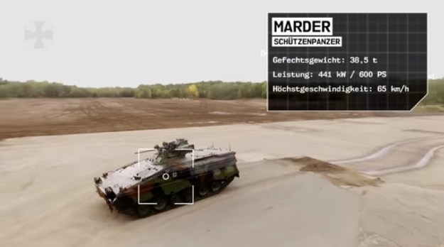 German Army - Marder Infantry Fighting Vehicle