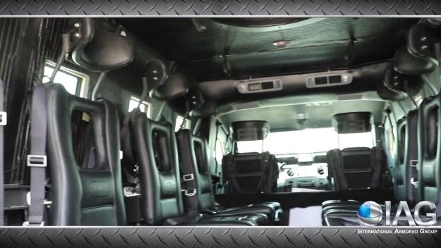 Guardian Xtreme 6x6 MRAP