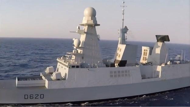 Horizon-class frigate