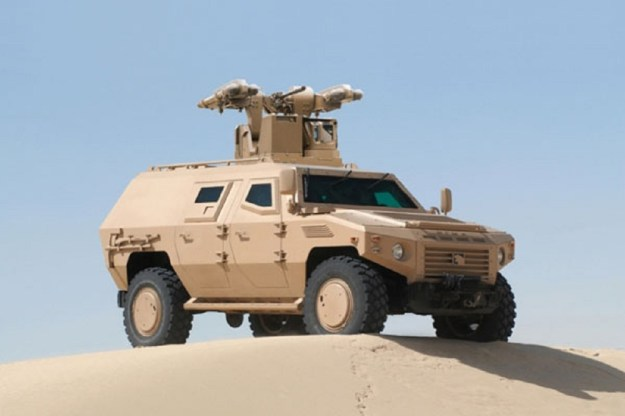 MBDA MPCV (Multi-Purpose Combat Vehicle)