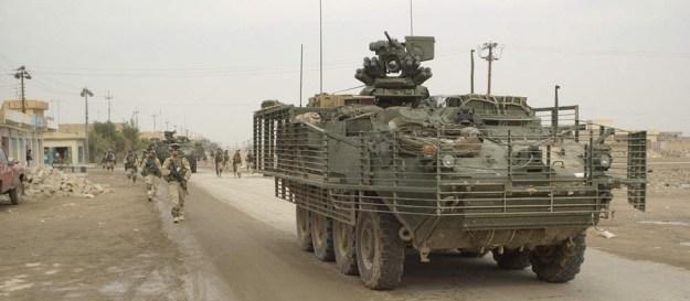 Stryker NBC Reconnaissance Vehicle (NBCRV)