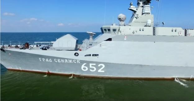 The Missile Capable Buyan-M Corvette: High Seas Hellraiser