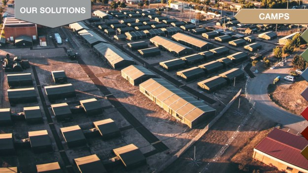 Utilis SAS  - Shelters and Decontamination Solutions