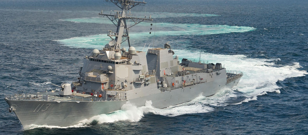General Dynamics Bath Iron Works Awarded Contract for Fifth DDG 51 Destroyer