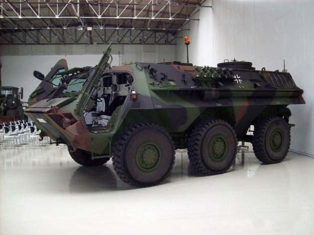 General Dynamics European Land Systems acquires Germany's FWW Fahrzeugwerk GmbH