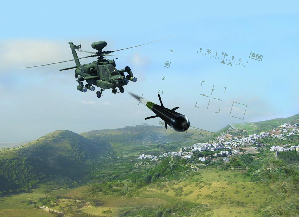 Philippine Air Force selects Elbit to meet lightweight laser-guided rocket systems