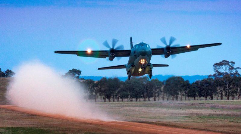 Leonardo new baseline C-27J Spartan baseline configuration for first time