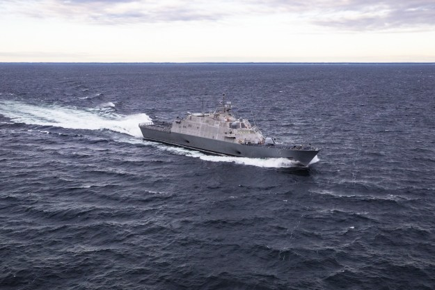 Littoral Combat Ship 15 (USS Billings) Completes Acceptance Trials