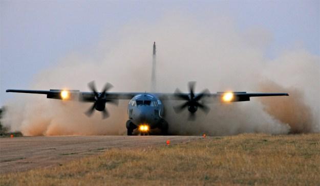MC-27J Multi-Mission Aircraft and Gunship