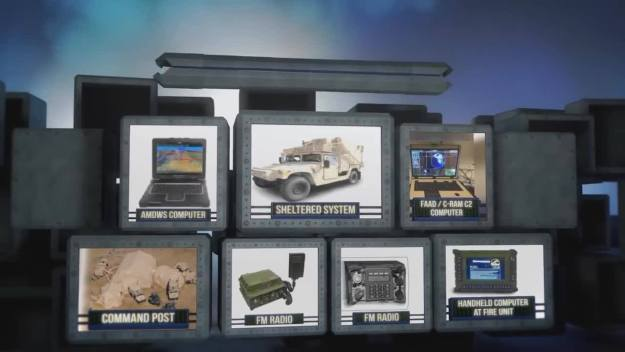 Northrop Grumman's Short-Range Air Defense (SHORAD) Capabilities
