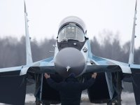 Mikoyan-Gurevich MiG-35 multirole combat aircraft
