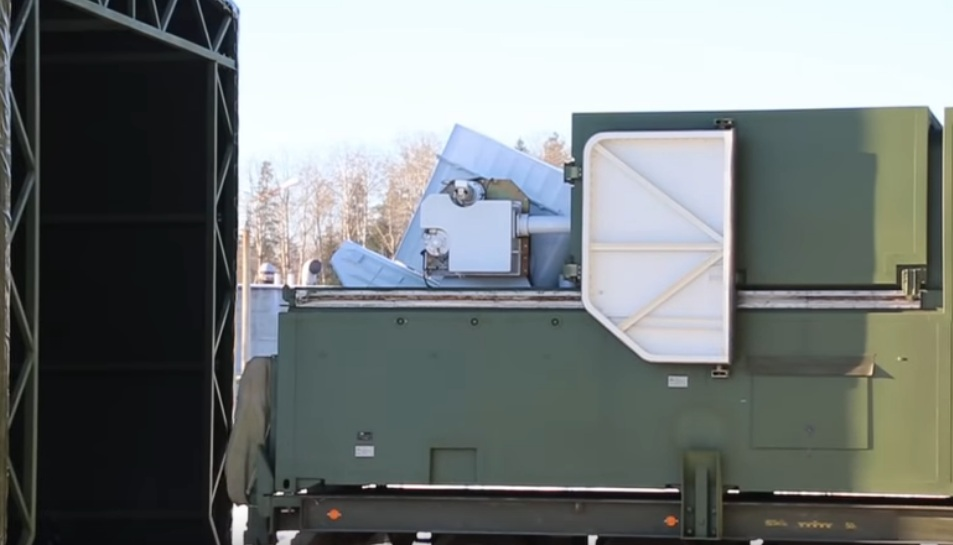 Russia deploys new Peresvet Ground-Based Laser Weapon