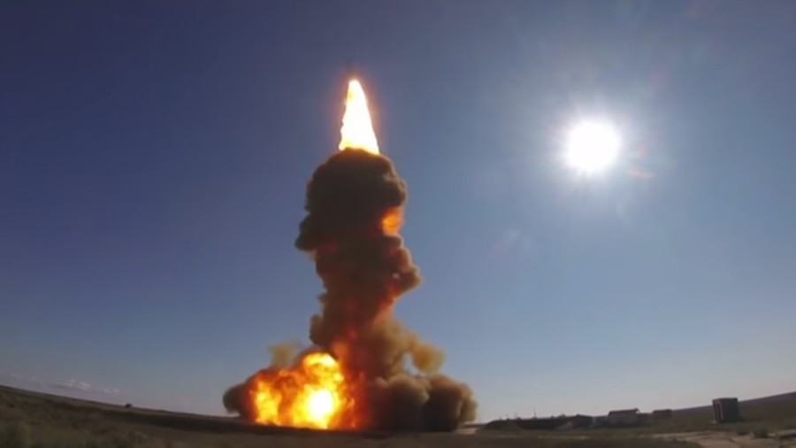 Russia successfully tested an upgraded interceptor anti-ballistic missile