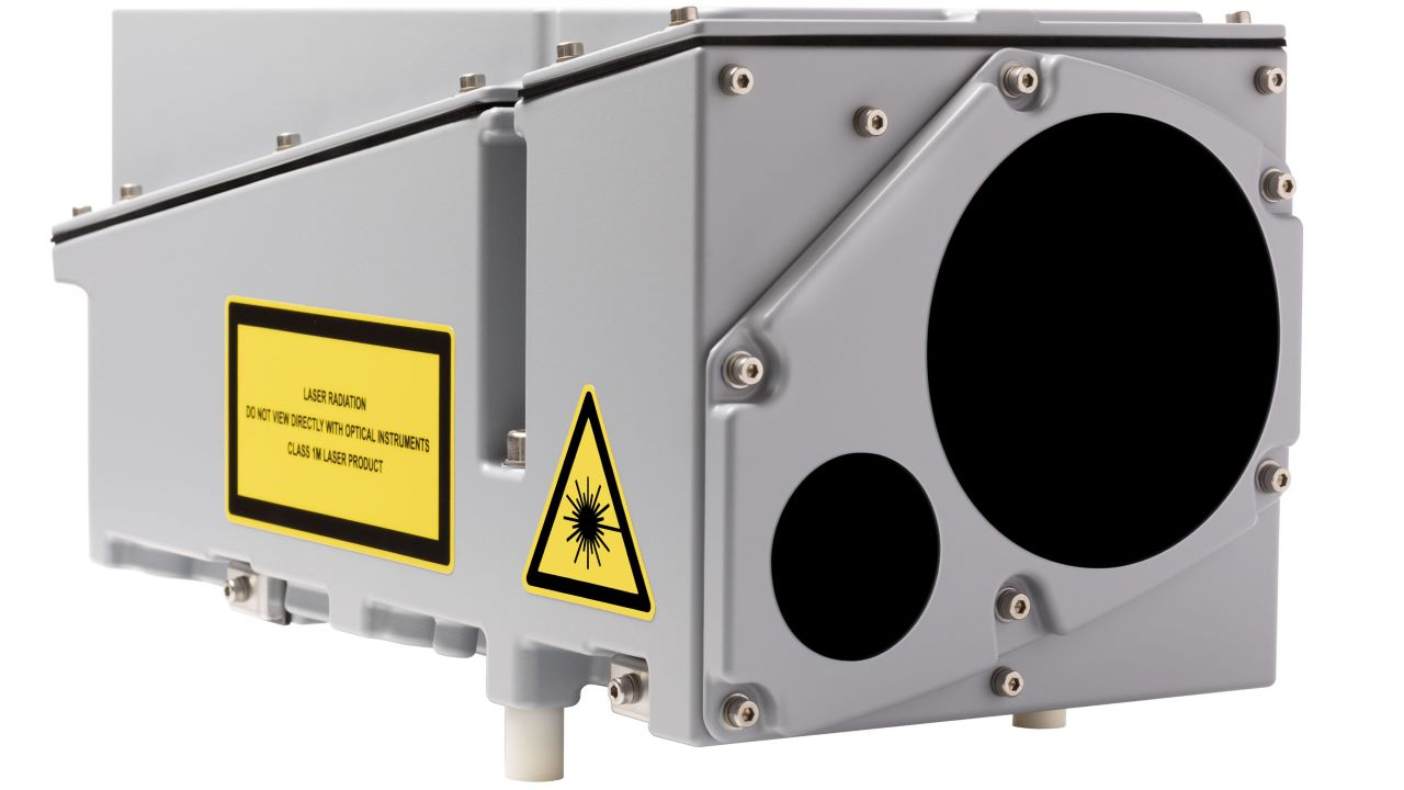Saab launches new Laser Rangefinder Vidar