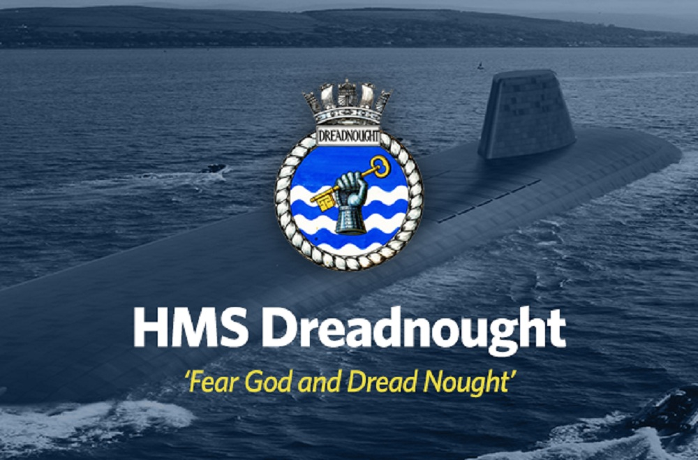 UK Ministry of Defence Announces £400m Investment for Dreadnought Nuclear-Armed Submarines