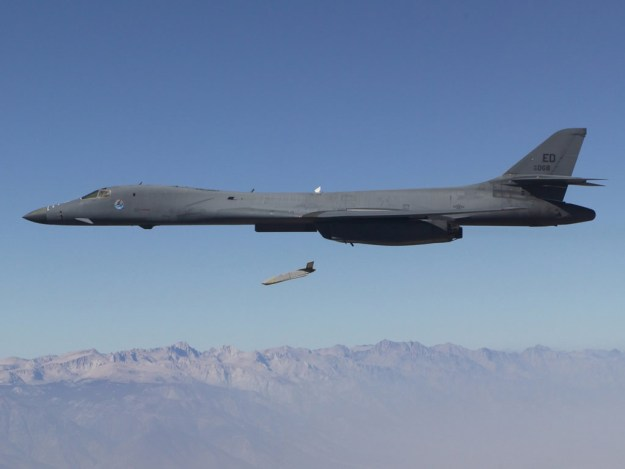 USAF receives AGM-158C LRASM anti-ship missiles