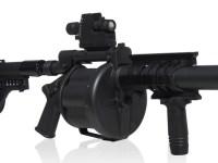 Milkor Y2 40mm Multiple Grenade Launcher Mark 1S