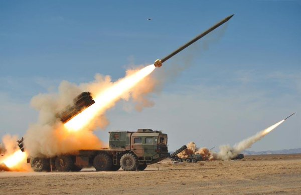Pakistan Army inducts A-100 multiple rocket launcher system in Artillery corps