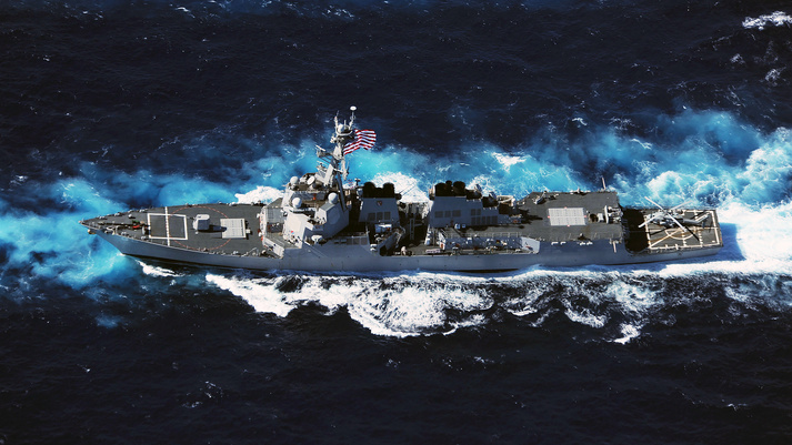 BAE Systems awarded $78 million by U.S. Navy to modernize USS Shoup