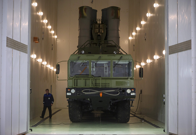China successfully completes trials of Russian S-400 Triumf air defense missile system
