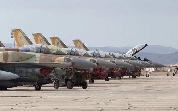 Croatia Sets Israel deadline over F-16 Barak fighter jets sale