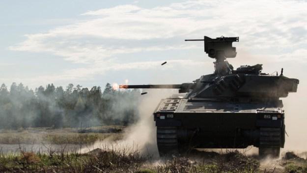 CV90 Infantry Fighting Vehicle Evolution