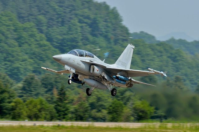 Malaysia submits initial RFI for South Korea's FA-50 light fighter