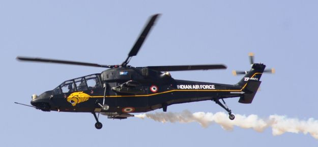 Hindustan Aeronautics Ltd (HAL) Light Combat Helicopter (LCH)