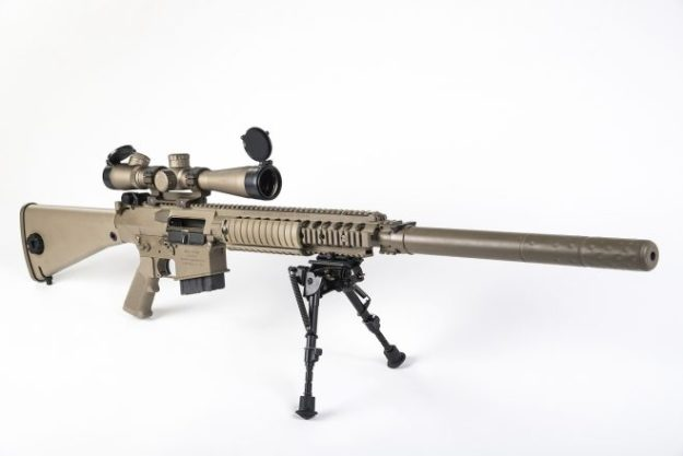 Knight's Armament Company awarded $16 million U.S. Army Contract for M110 Semi-Automatic Sniper Rifle