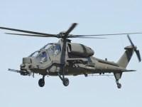 Italian Army Agusta A129 Mangusta