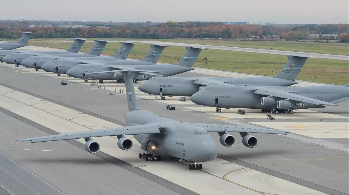 U.S. Air Force awards Lockheed $131.6 million for C-5 sustainment