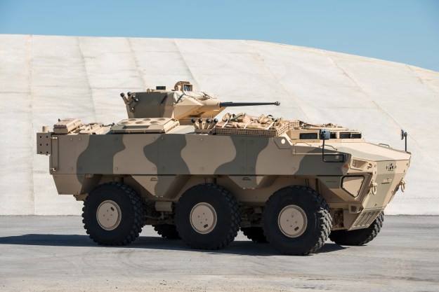 PARS III 6x6 Wheeled Armored Combat Vehicle
