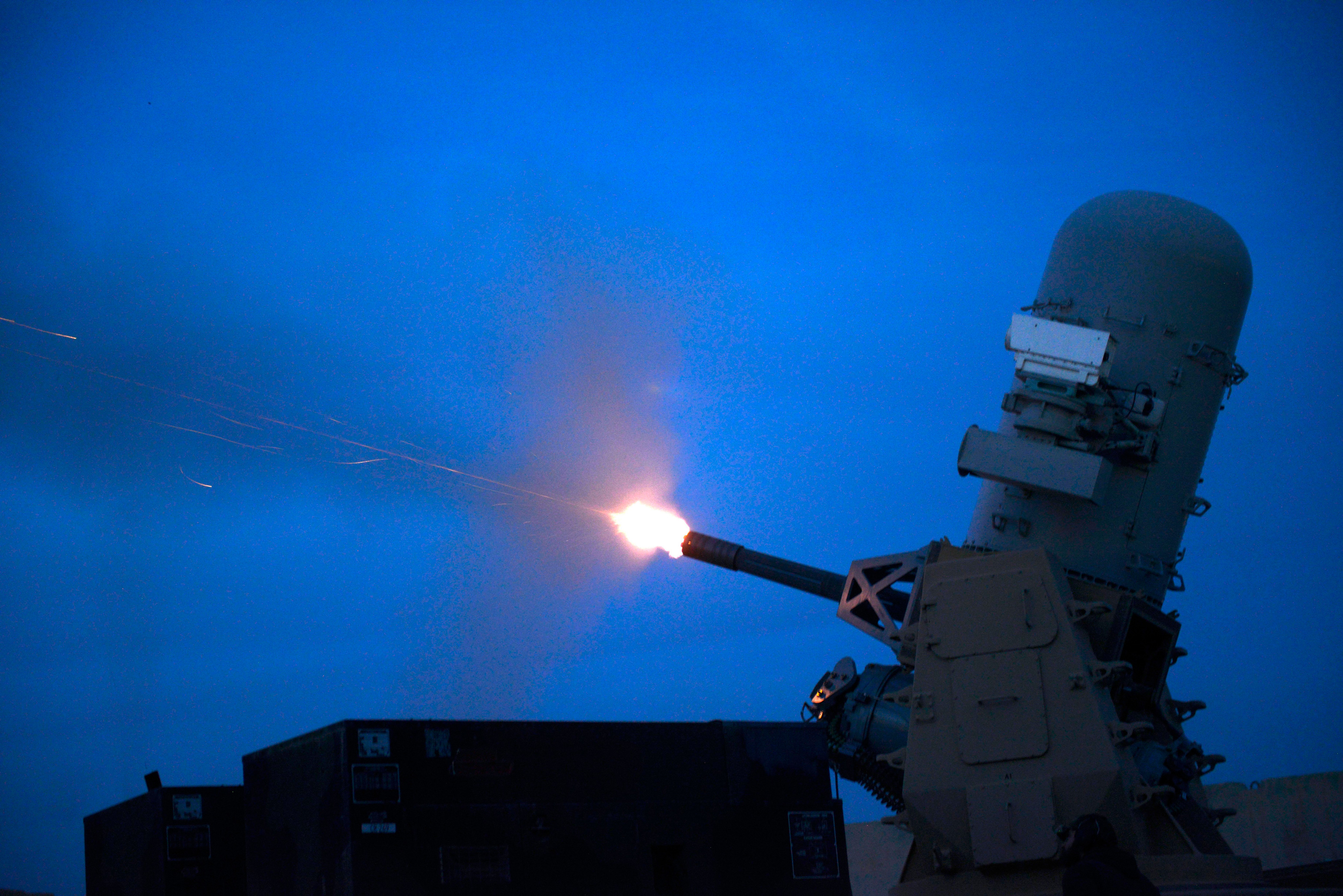 Raytheon awarded $205 million contract for land-based Phalanx system