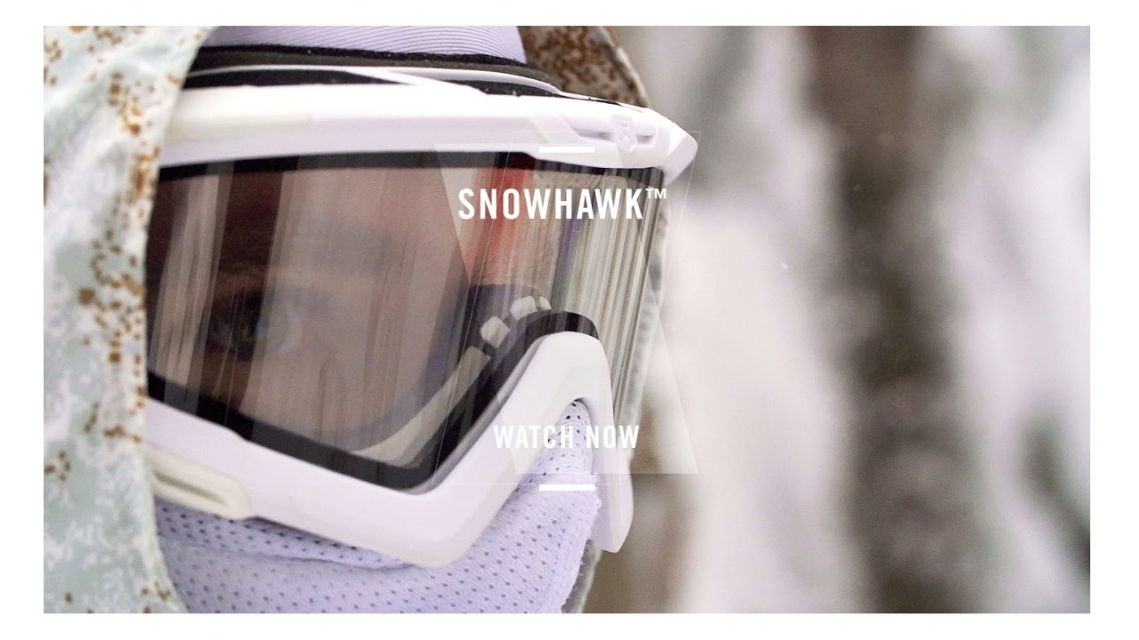 Revision SnowHawk Cold Weather Goggle System
