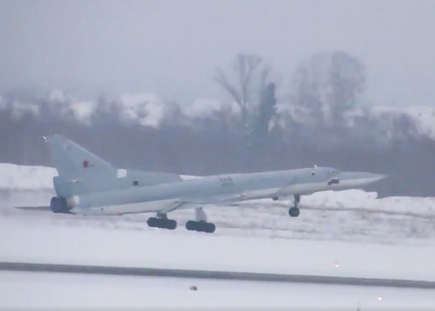 Russia's Upgraded Tupolev Tu-22M3M Bomber Makes Maiden Flight