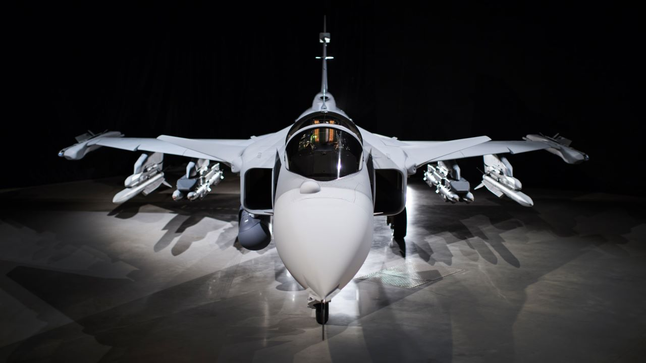 Saab Offers Gripen E to Switzerland