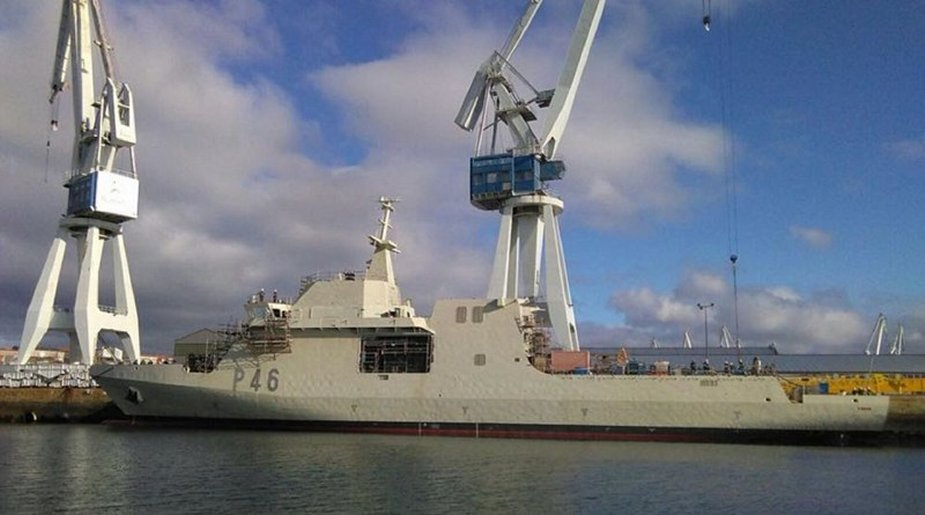 Spanish Navy to commission Furor (P-46) offshore patrol vessel