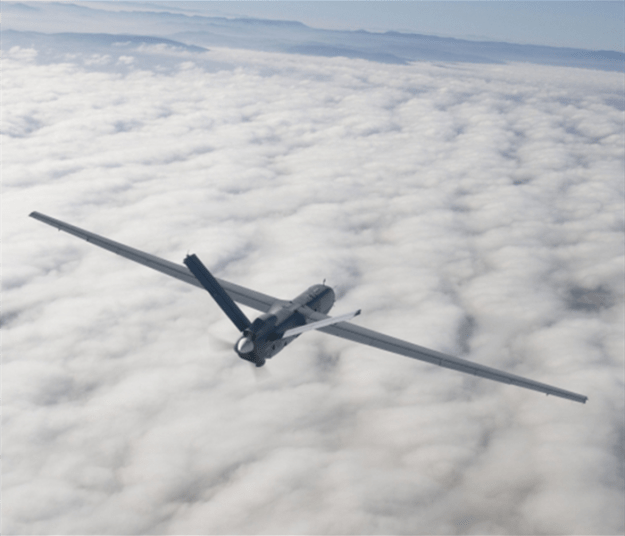 TAI Anka Medium Altitude Long Endurance UAV
