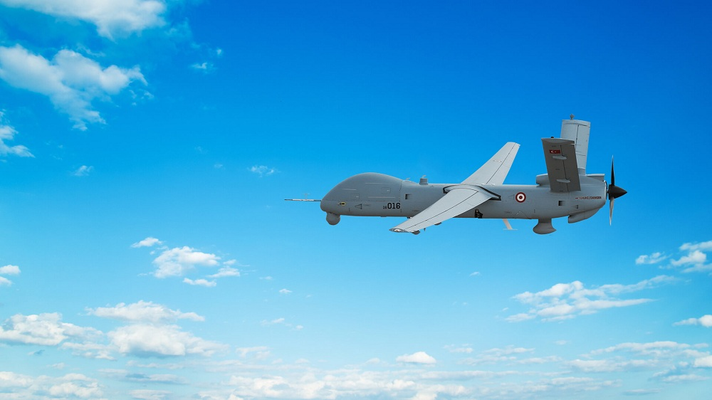 TAI Anka Medium Altitude Long Endurance UAV