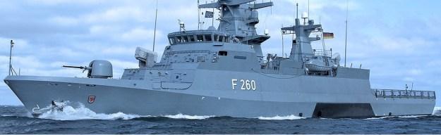 ThyssenKrupp Marine Systems Corvette Class 130
