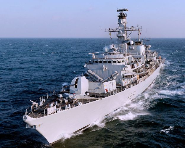 HMS Argyll (F231)
